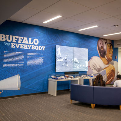 Buffalo vs Everybody exhibition