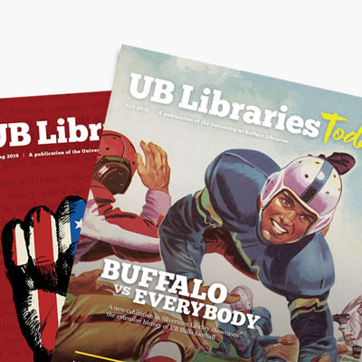 ub libraries today magazine
